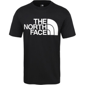 The North Face Flex 2 Big Logo SS Shirt Men tnf black/tnf white